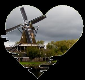 Heen en weer Leiden